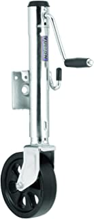 Fulton Marine/Utility Jack, 1500-Pound with Bolt-On Independent Caster