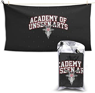 Academy of Unseen Artsバスタオル