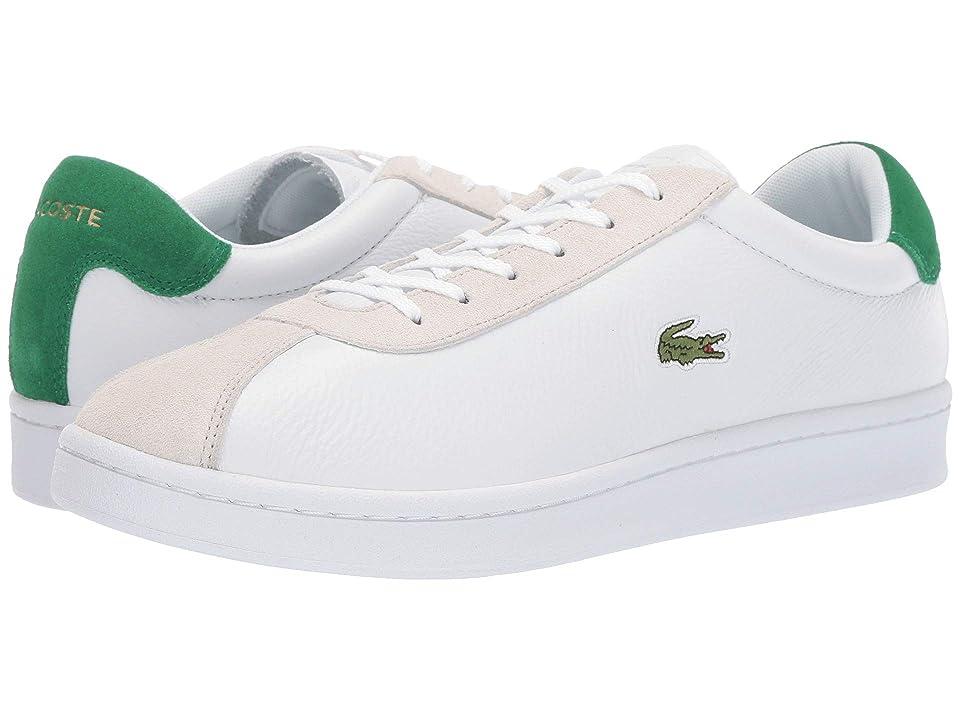 Lacoste Masters 119 2 SMA (White/Green) Men
