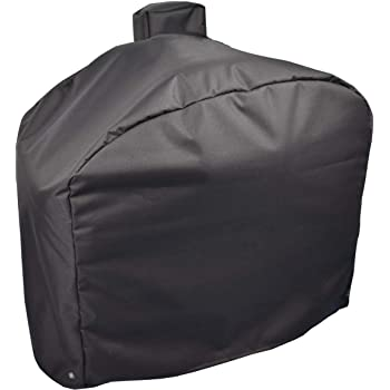 Oklahoma Joe/'s 6837566W04 Rider 600 Pellet Grill Cover Black