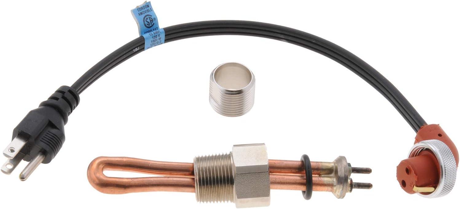 ZeroStart Max 50% OFF 860-3596 Engine Recommendation Heater