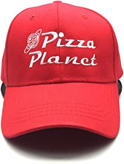 dfabb392dae Chensheng Pizza Planet Hat Baseball Cap Embroidery Dad Hat Aadjustable  Cotton Adult Sports Hat Unisex