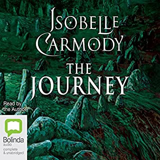 The Journey                   By:                                                                                                                                 Isobelle Carmody                               Narrated by:                                                                                                                                 Isobelle Carmody                      Length: 48 mins     120 ratings     Overall 4.4