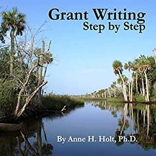 Grant Writing Step by Step audiobook cover art