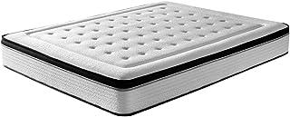 comprar comparacion RestBed Bio Memory - Colchón Viscoelástico INNOGEL, Blanco, 150x190x26cm