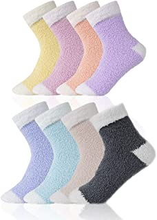 12 pack of fuzzy socks