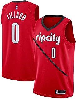 timeless design 23f39 28c64 Amazon.com: damian lillard jersey