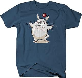 Totoro Moogle Mashup Cute Final Fantasy Studio Ghibli Tshirt