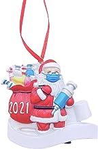 Enfeites De Resina De Natal DIY Enfeite De Resina Suspensa Conjunto De Enfeites De Natal Para Decoração Enfeites De Miniat...
