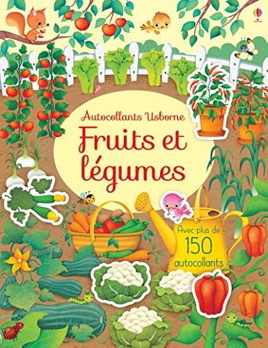 Fruits et légumes - Premiers autocollants