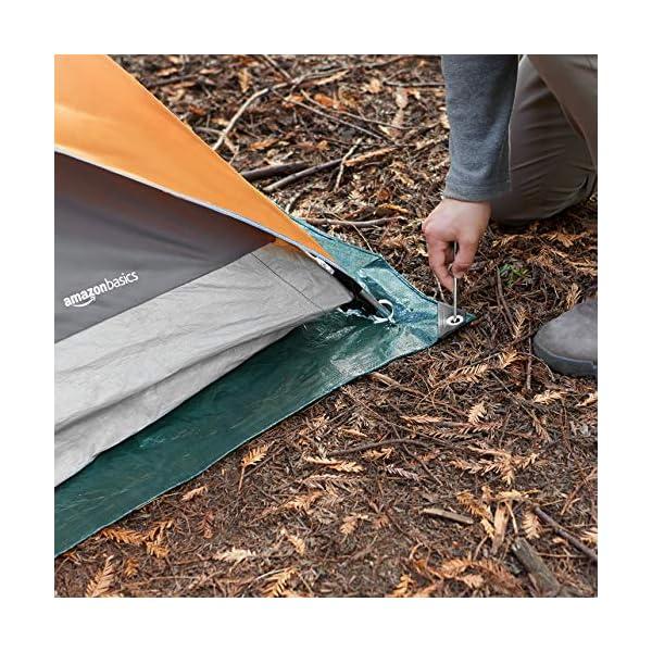 Amazon Basics Camping Tarp