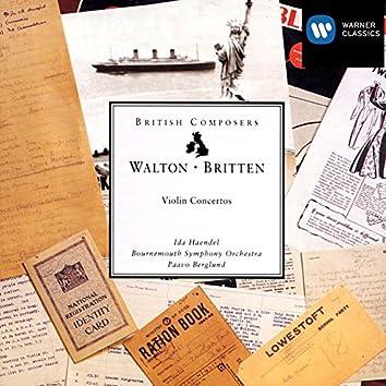 Britten/Walton - Violin Concertos