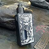 8ml 電子タバコ 国内正規品 Hcigar magic box mod with RDA without 18650 battery