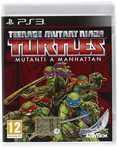 Teenage Mutant Ninja Turtles: Mutanti a Manhattan - PlayStation 3