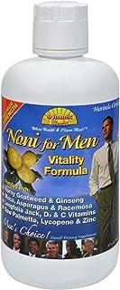 Noni Juice Men Vitality Formula Dynamic Health 32 oz Liquid