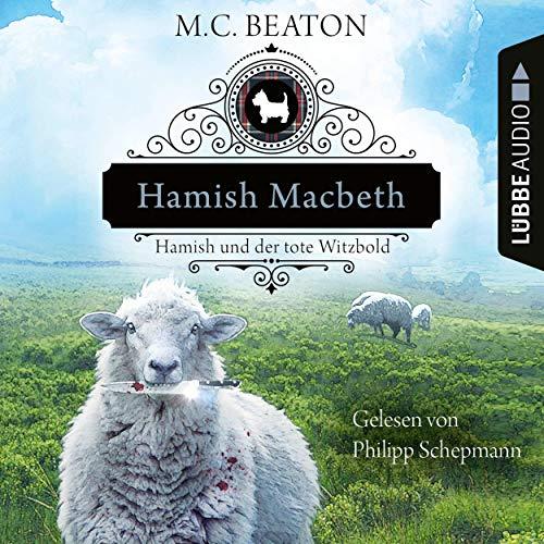 Hamish Macbeth und der tote Witzbold Titelbild