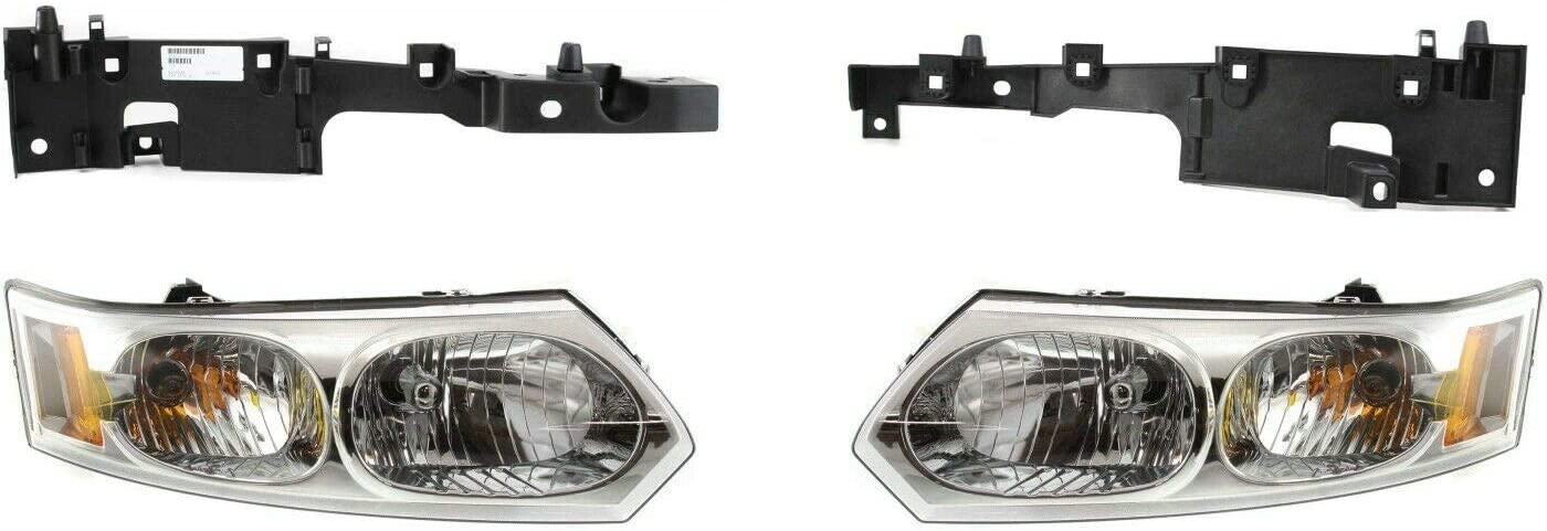 BreaAP Headlight Limited time trial price Kit Compatible with 2 Limited time for free shipping 3 Ion 03- 03-07