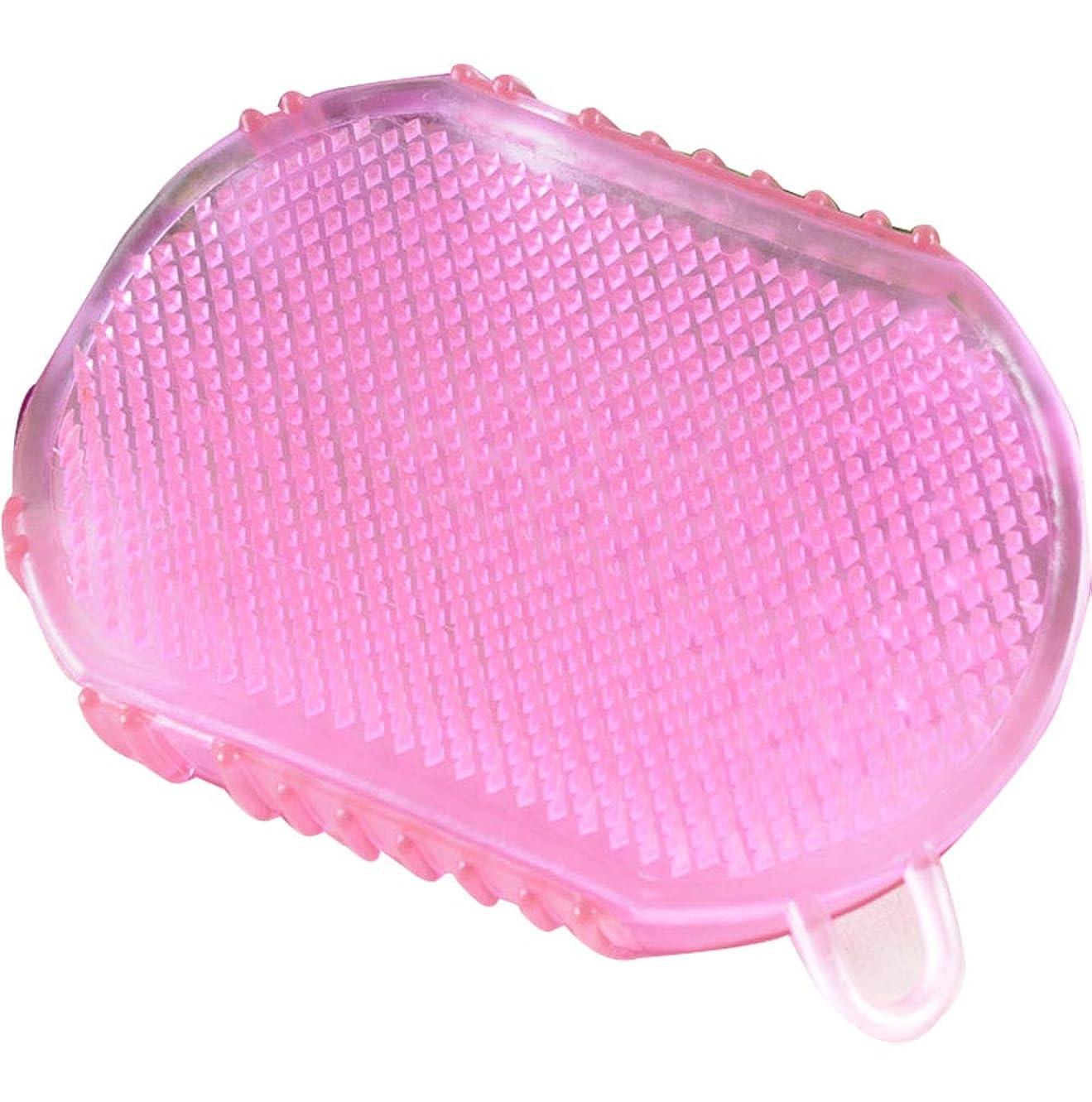相談講師広告する1Pcs Soft Silicone Massage Scrub Gloves For Peeling Body Bath Brush Exfoliating Gloves Footbrush for the Bath Body Brush