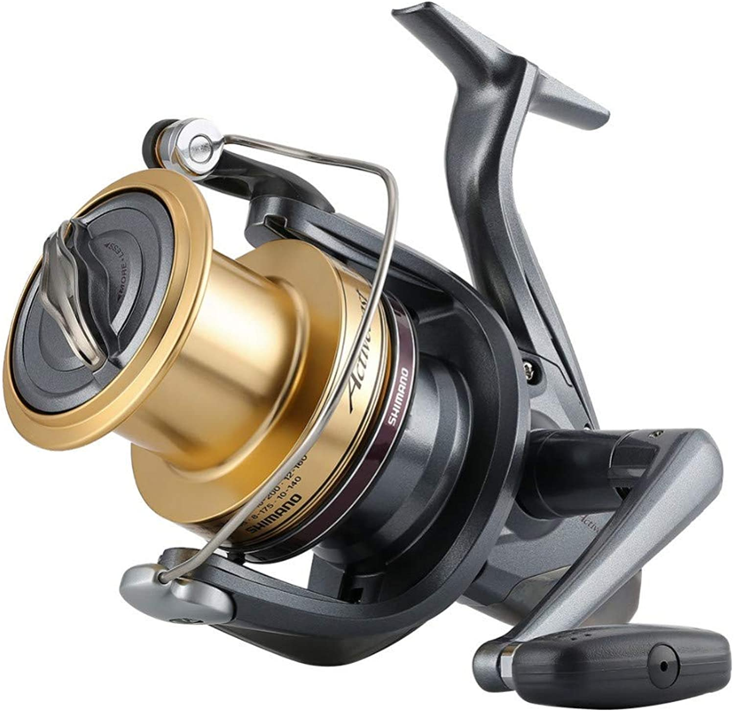 YXZTM Angelrolle 1060 1080 1100 Spinning Reel 5Bb 3.8 1 Max 15Kg Long Cast Saltwater Casting Fishing Tackle