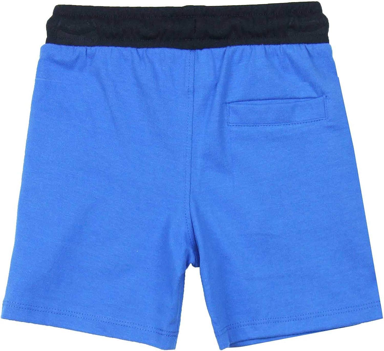 Losan Boys Jogging Shorts with Racing Print, Sizes 2-7