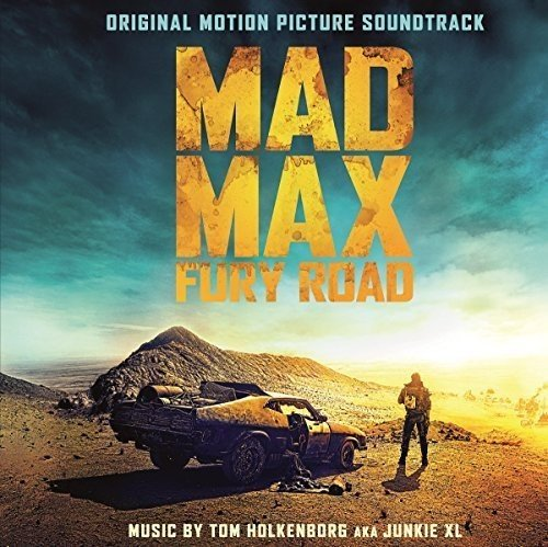 Mad Max Fury Road (Gatefold Sleeve) [180 gm 2LP black vinyl] [Vinilo]