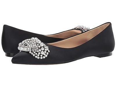 Badgley Mischka Octavia (Black) High Heels