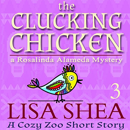 The Clucking Chicken audiobook cover art