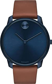 Movado Analog Blue Dial Men's Watch - 3600585.0