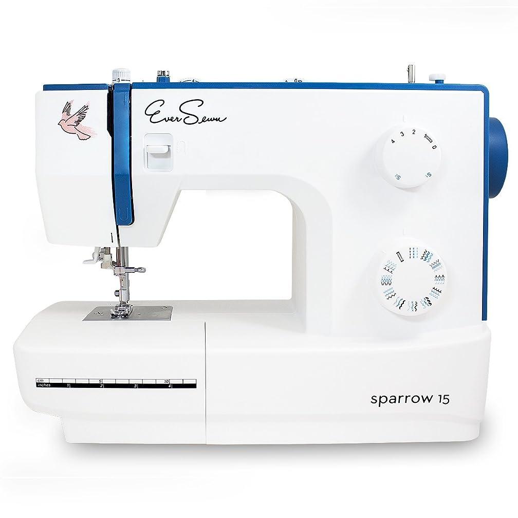 Eversewn - Sparrow 15-32 Stitch Mechanical Sewing Machine