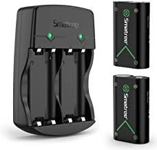 Smatree Rechargeable Battery Compatible with Xbox Series...