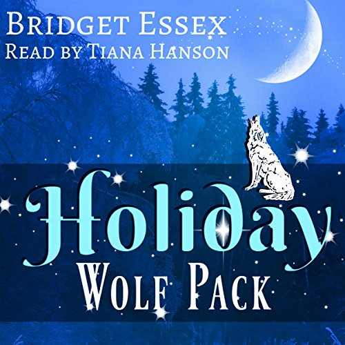 Holiday Wolf Pack audiobook cover art