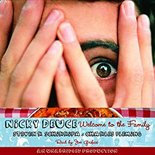 Nicky Deuce audiobook cover art