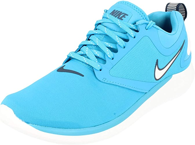 NIKE Lunarsolo Mens Running Trainers AA4079 baskets chaussures (UK 8.5 US 9.5 EU 43, Equator bleu blanc 410)