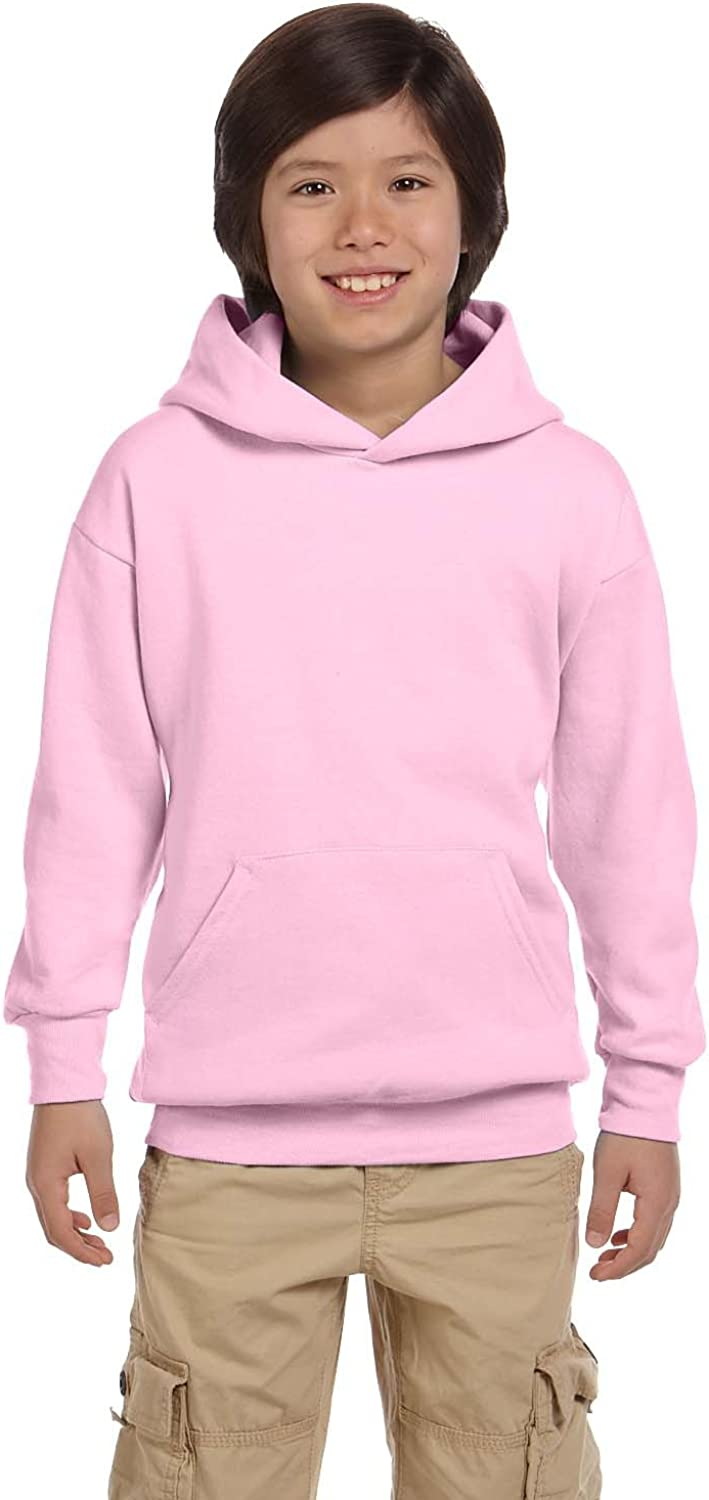Pullover Hoodie (P473) Pale Pink, XS