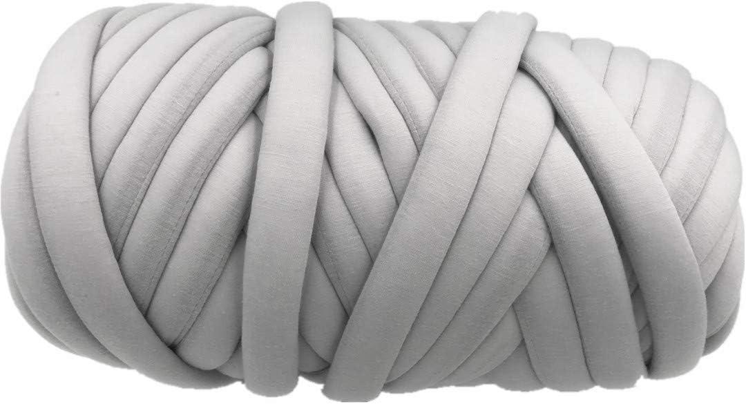 Super Thick Chunky Vegan Cotton Overseas parallel import regular item Yarn Acrylic 53oz Bulky latest