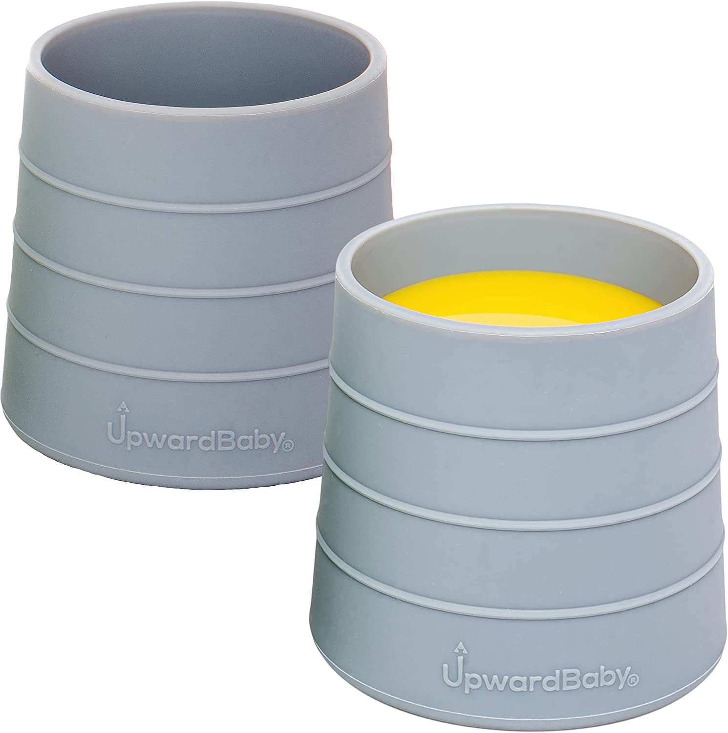UpwardBaby Baby Toddler Cups Spill Proof mos+ 2-Piece for Ranking TOP20 6 Excellent Set