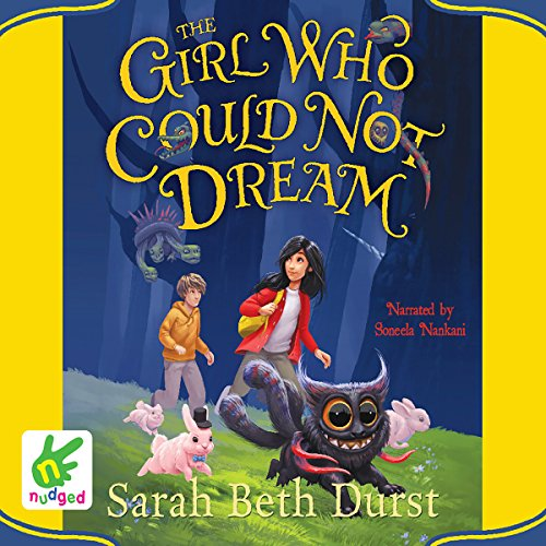 Couverture de The Girl Who Could Not Dream