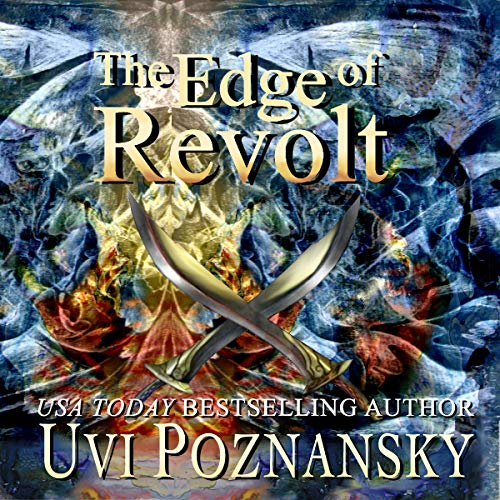 The Edge of Revolt audiobook cover art