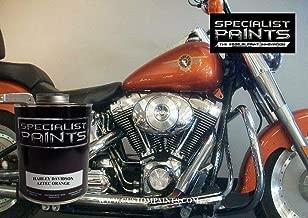 aztec orange pearl paint