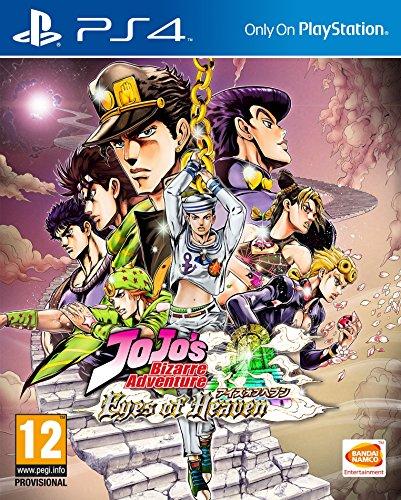 JoJo's Bizarre Adventure: Eyes of Heaven - PlayStation 4 - [Edizione: Regno Unito]