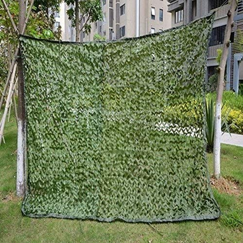 Awnings Red De Camuflaje Camo Netting Sowingland Camuflage Net Camo Netting para Camping Hide, 2x3m Camuflage Shade Net