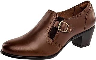 73fc6e6b Flexi Zapato Casual Mujer Modelo 75250 Piel Color Camel/PV-19!