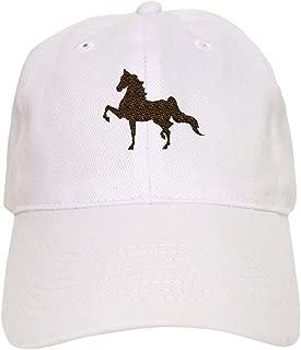 CafePress American Saddlebred - Leopard Baseball Cap