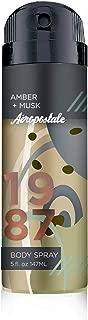 Aeropostale Avant Garde Series, Amber and Musk, 5 Fluid Ounce