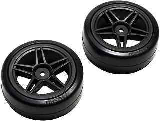 Front adhesive already drift tire FAZER VE FAT303BK by Kyosho