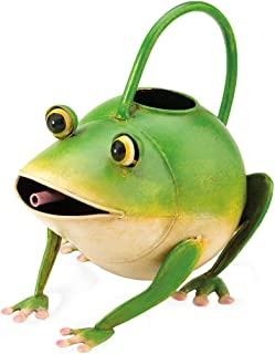 Boston International Animal Shaped Watering Can, Frog (Discontinued by Manufacturer)