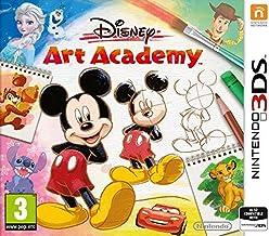 Disney Art Academy [Importación Inglesa]