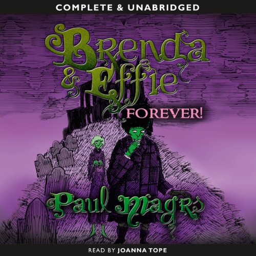 Brenda and Effie Forever! audiobook cover art