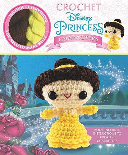 Crochet Disney Princess Characters (Crochet Kits)