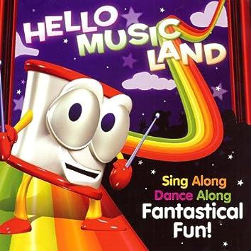 Hello Music Land